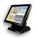 "POS-55 - Sistema - POS-55-INTEL Touch Industriale 15"" PC LCD VERT. ATOM 160 GB / 1 GB"